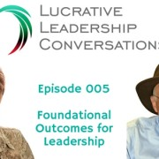 Foundational Business Outcomes for Leadership